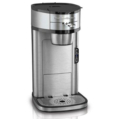 The Scoop Single Serve Coffee Maker