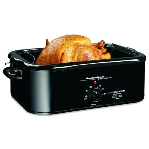 Hamilton Beach 18-Quart Roaster Oven