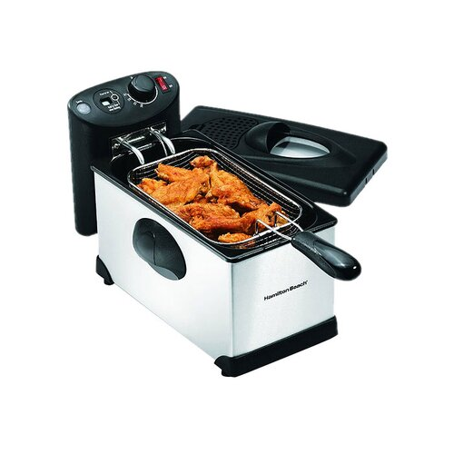 2.8 Liter Deep Fryer