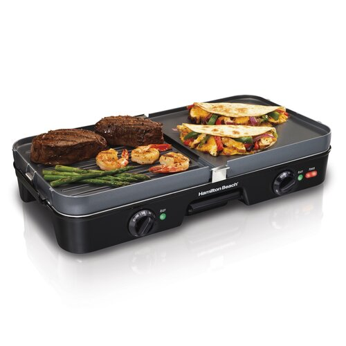 Hamilton Beach Reversible Griddle