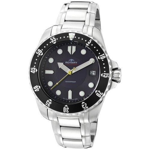 Rotary Watches Men's Aquaspeed Round Watch