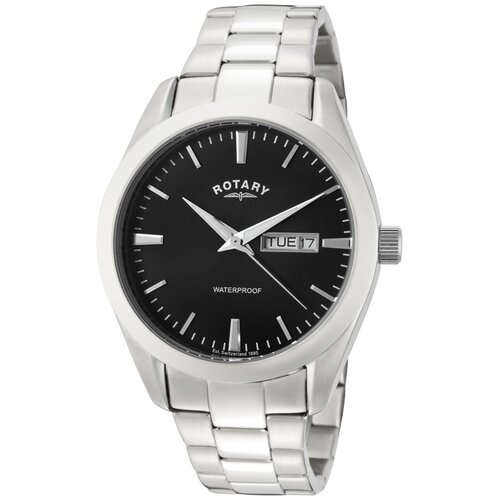 Rotary Watches Men's Round Watch