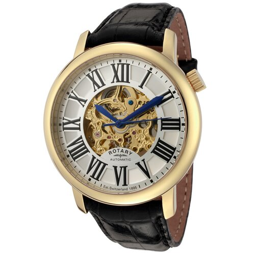 Men's Automatic Round Watch