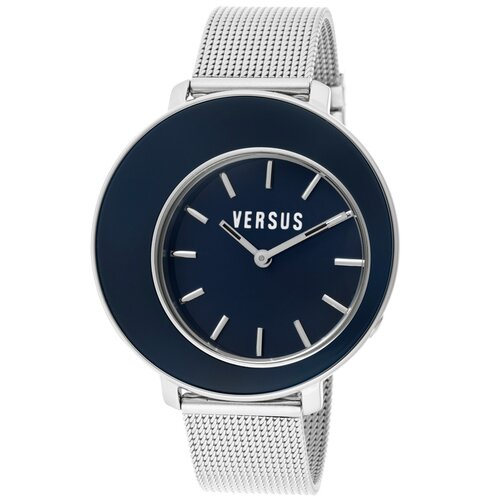 Versus Women's Bowl Mesh Round Watch