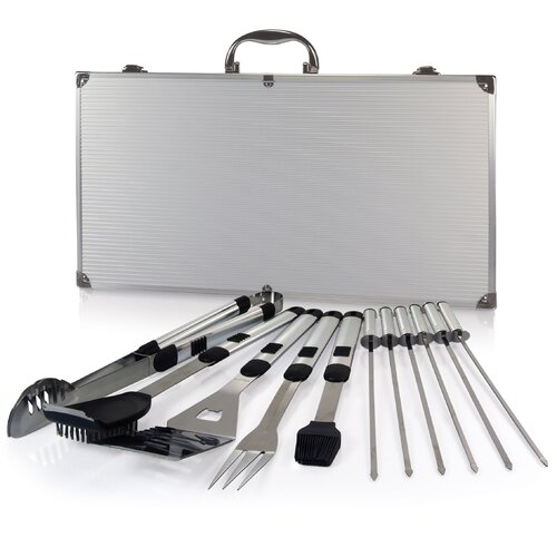Picnic Time Mirage Pro 11 Piece Grilling Tool set