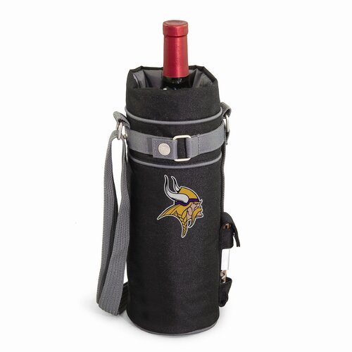 Picnic Time NFL Digital Print Wine Sack