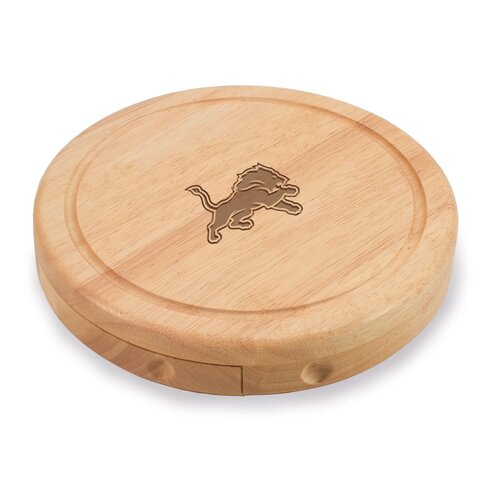 Picnic Time NFL Brie Engraved Board