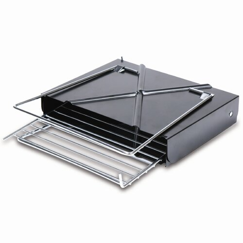 Picnic Time V Folding Portable Charcoal BBQ Grill