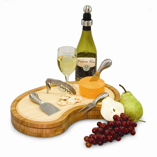 Picnic Time Mariposa Cheese Board