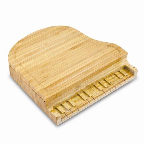 Picnic Time Piano Cheese Board