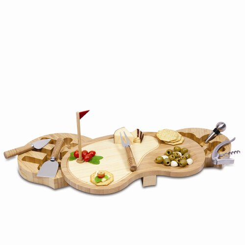 Picnic Time Sand Trap Cutting Board