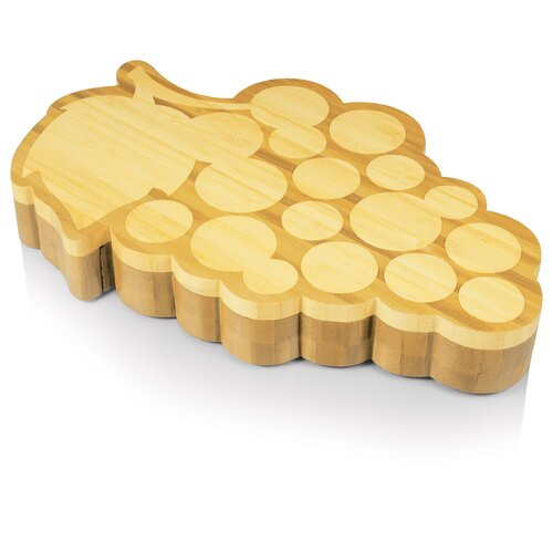 Picnic Time Grapes Cutting Board