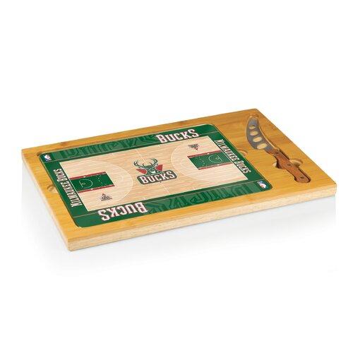 Picnic Time NBA Icon Wood Cutting Board