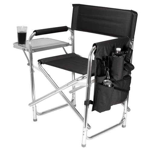 Picnic Time Sports Director Chair
