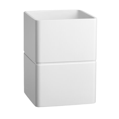 Bath and Home Malibu Waste Basket