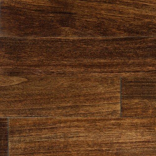 """Mazama 3-1/4"""" Solid Exotic Aspen Flooring in Sunset"""