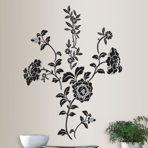 Sheets Brocade Wall Decal