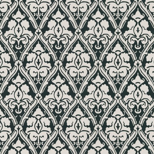 Brewster Home Fashions Echo Design Echo Damask Wallpaper