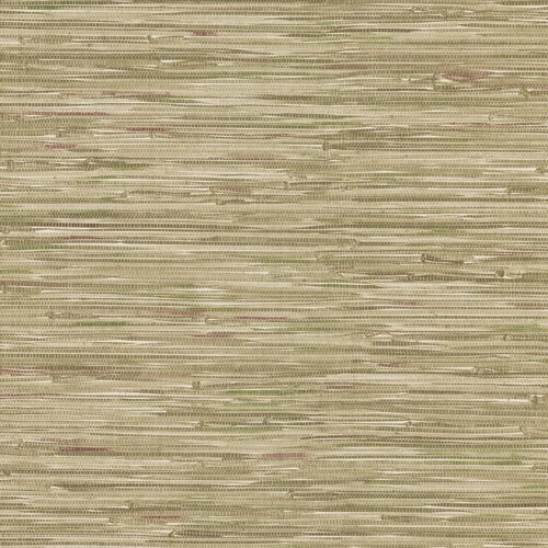 Brewster Home Fashions Destinations by the Shore Faux Grasscloth Wallpaper