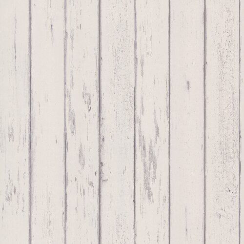 Brewster Home Fashions Destinations by the Shore Weathered Wood Plank Wallpaper