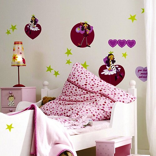Komar Freestyle Fairy Wall Decal