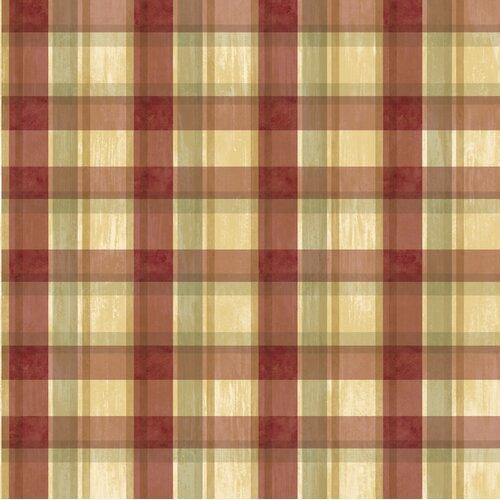 Pure country sunday tartan plaid wallpaper wayfair for Tartan wallpaper next