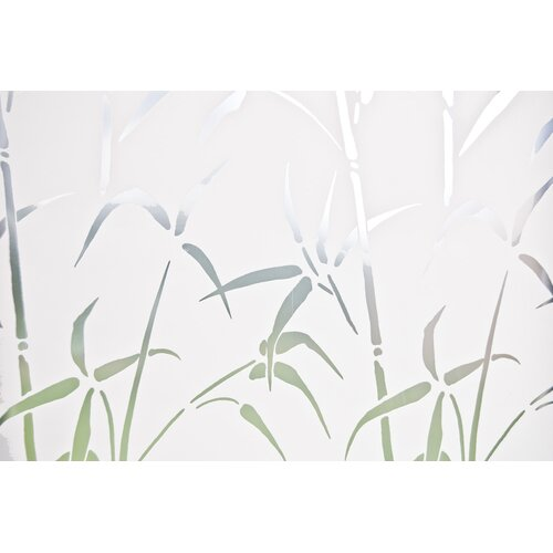 Brewster Home Fashions Bamboo Privacy Window Film