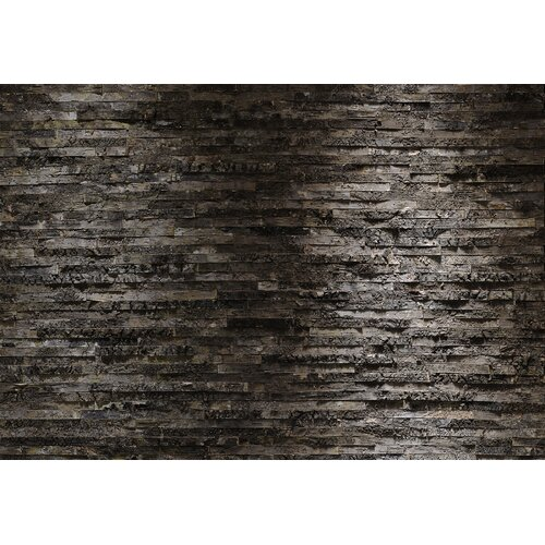 Brewster Home Fashions Komar Birkenrinde 8-Panel Wall Mural