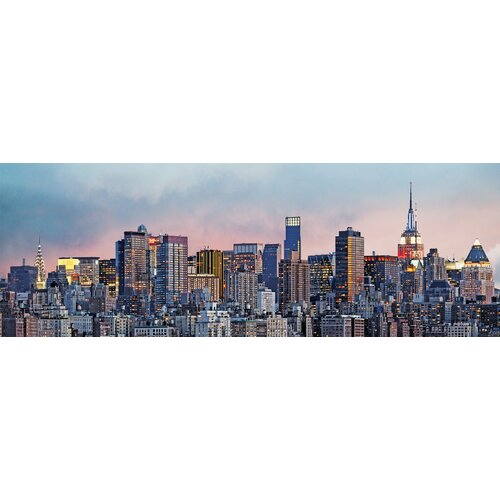Brewster Home Fashions Ideal Decor New York Skyline Wall Mural