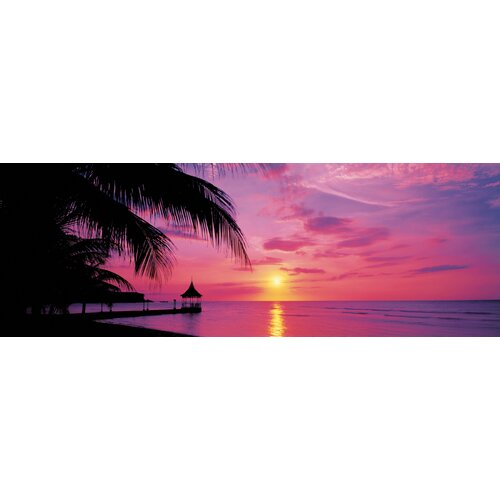 Brewster Home Fashions Ideal Decor Montego Bay Wall Mural