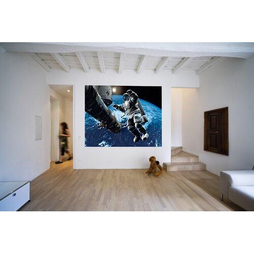 Brewster Home Fashions Ideal Decor Space Cowboy Wall Mural