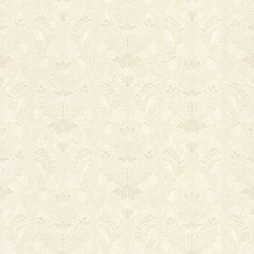 Brewster Home Fashions Juliette Capulet Silk Damask Embossed Wallpaper