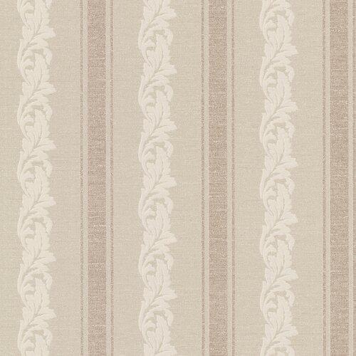 Brewster Home Fashions Buckingham Rennie Stripe Wallpaper