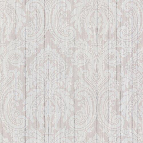 Brewster Home Fashions Juliette Paris Damask Wallpaper