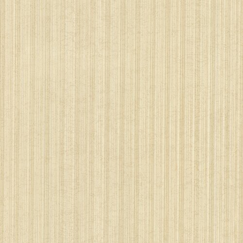 Brewster Home Fashions Juliette Laurence Silk Stripe Embossed Wallpaper