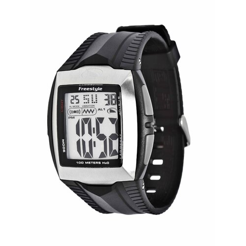 Freestyle Performance Shark Buzz 2.0 Watch in Silver