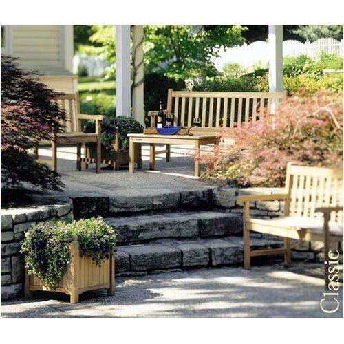 Oxford Garden Rectangle Coffee Table