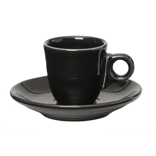 Fiesta ® 3 oz. Ad Demi Cup and Saucer