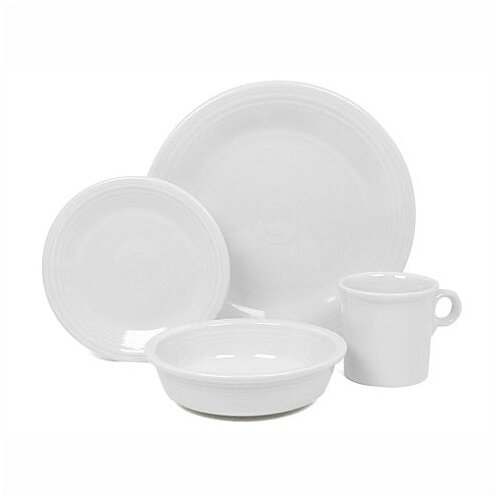 Fiesta ® 4 Piece Place Setting