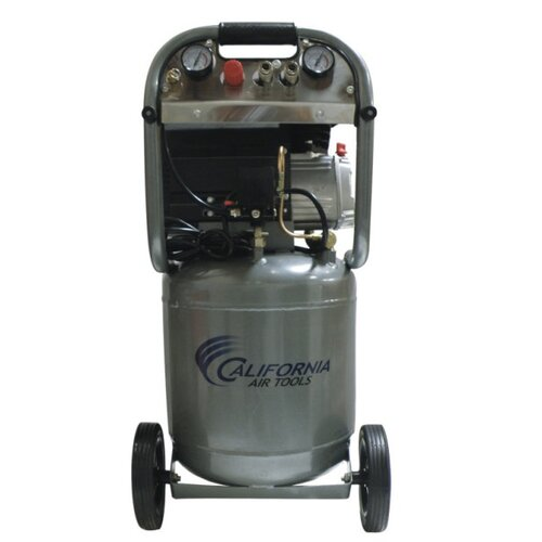 California Air Tools 10 Gallon 2.0 HP Steel Tank Oil-Lubricated Air Compressor