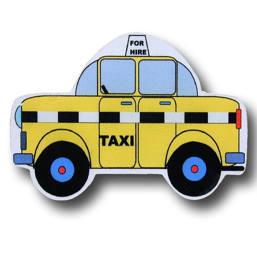 "One World 4"" Taxi Knob"