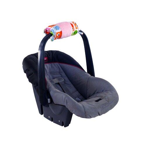 Ritzy Wrap Infant Hoot Car Seat Handle Cushion