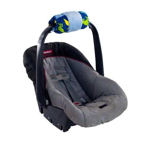 Ritzy Wrap Infant Dino-Mite Car Seat Handle Cushion