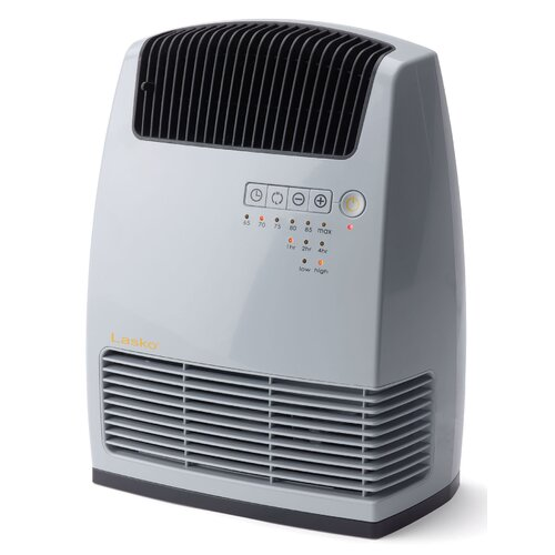 Eco-Heater 400 Watt Ceramic Wall Mounted Convection Heater
