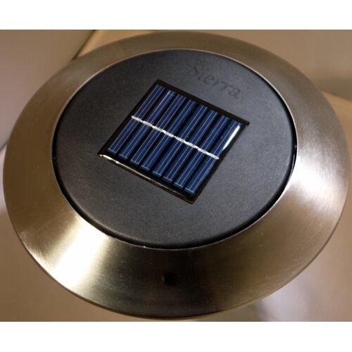 Homebrite Solar Solar Power Sierra Path Light (Set of 8)