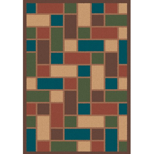 Regence Home Wellington Savannah Multicolor Rug