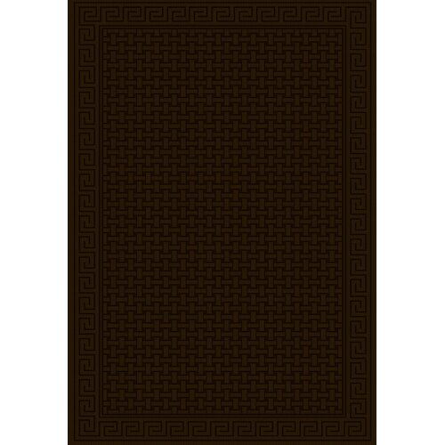 Regence Home Cheshire Babylon Chocolate Rug