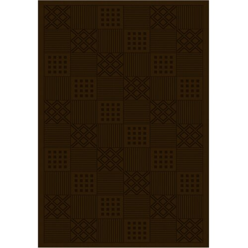 Regence Home Cheshire Modelama Chocolate Rug