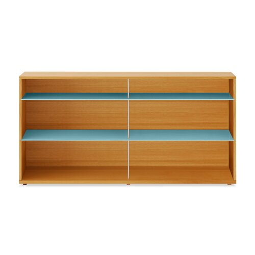 Elemental Living Veridis Multimedia Shelving 602 Storage Rack