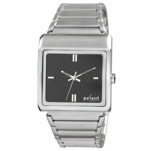 Axcent Harry Men's Watch in Silver